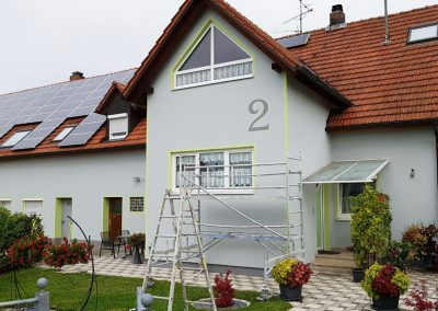 Sanierung-Fassade